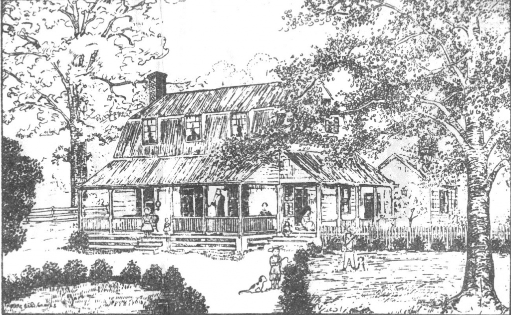 Panther Creek Plantation House